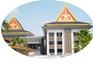 gedung DPRD Kota pekanbaru